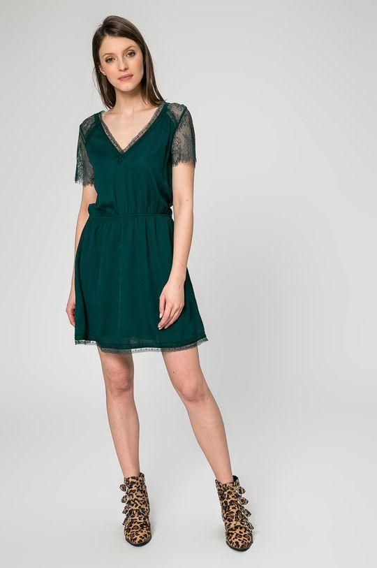 Answear - Šaty Ines zelená