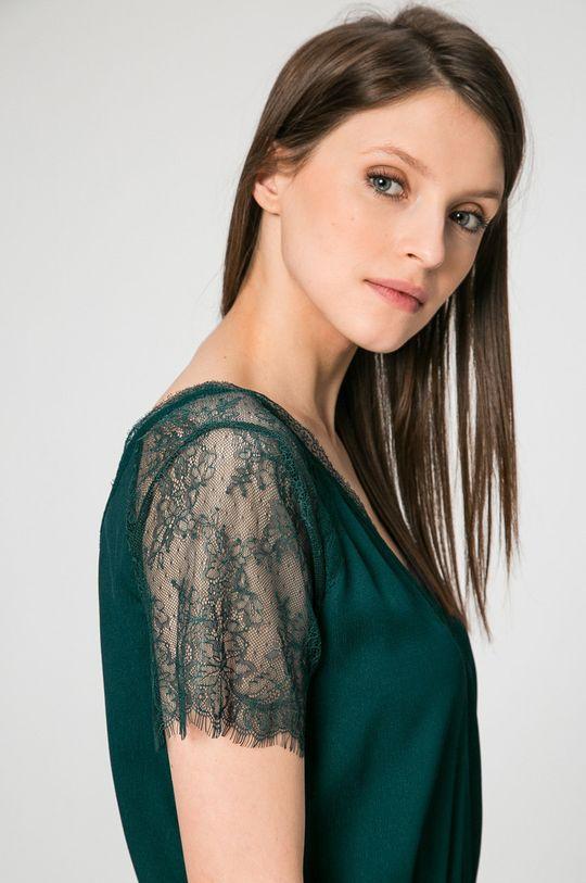 zelená Answear - Šaty Ines