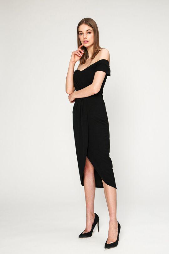 Answear - Šaty čierna