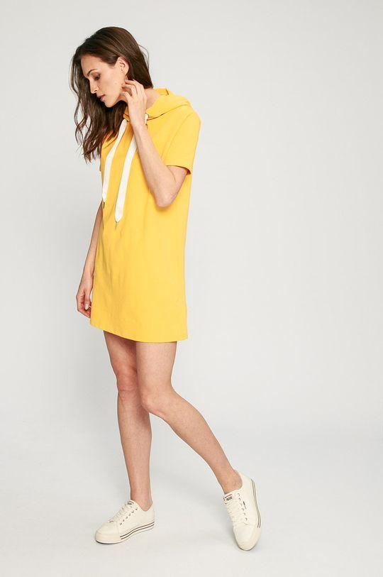 Answear - Šaty žltá