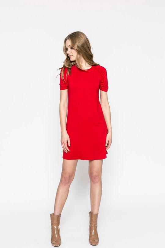 Answear - Šaty červená