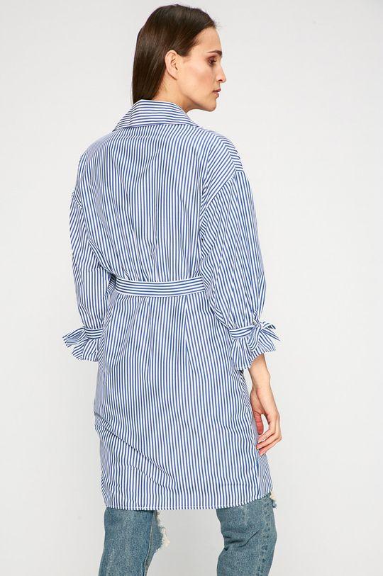 Answear - Šaty Stripes Vibes <p>65% Bavlna, 35% Polyester</p>