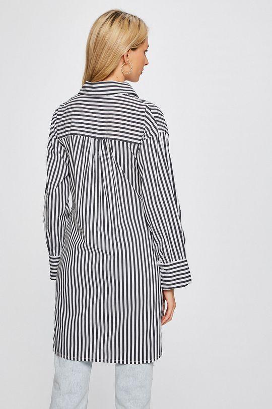 Answear - Šaty Stripes Vibes <p>5% Elastan, 95% Polyester</p>