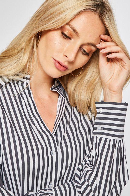 viacfarebná Answear - Šaty Stripes Vibes