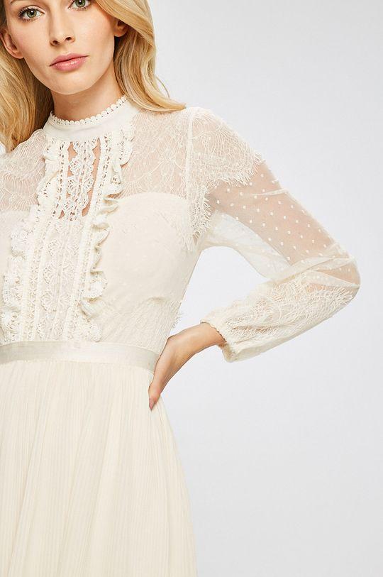 krémová Answear - Šaty
