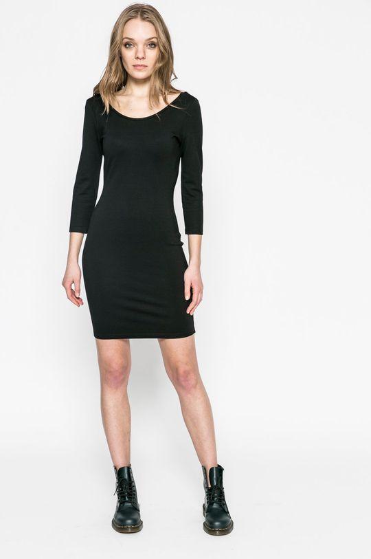 Answear - Šaty Sporty Fusion čierna