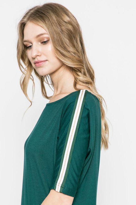 zelená Answear - Šaty Sporty fusion