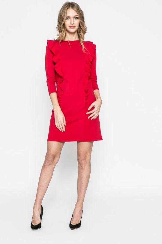 Answear - Šaty Sporty Fusion červená