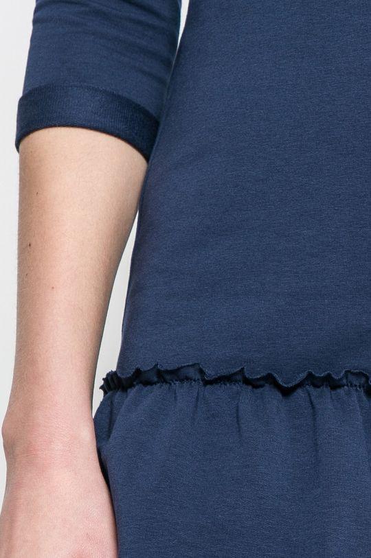 tmavomodrá Answear - Šaty Sporty Fusion