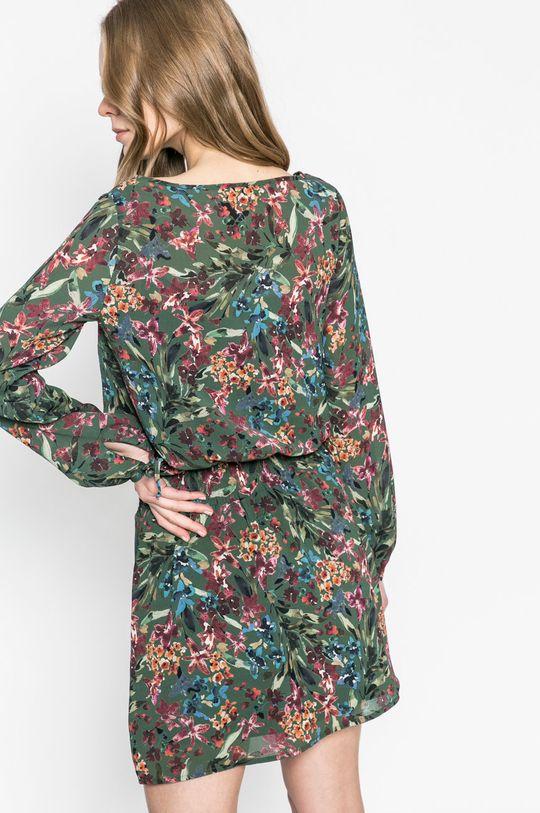 Answear - Šaty <p>Podšívka: 4% Elastan, 96% Viskóza Základná látka: 100% Polyester</p>