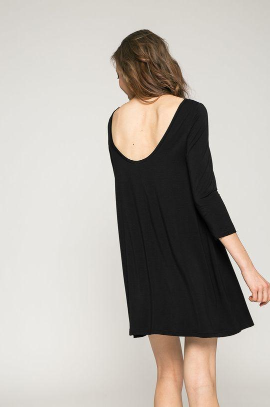 čierna Answear - Šaty Wild Nature Dámsky