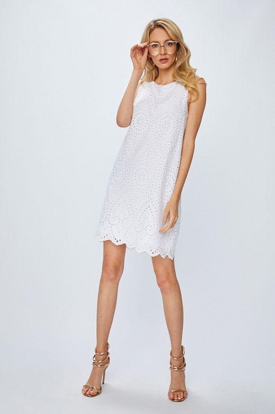 Answear - Šaty <p>Podšívka: 100% Viskóza Základná látka: 100% Bavlna</p>