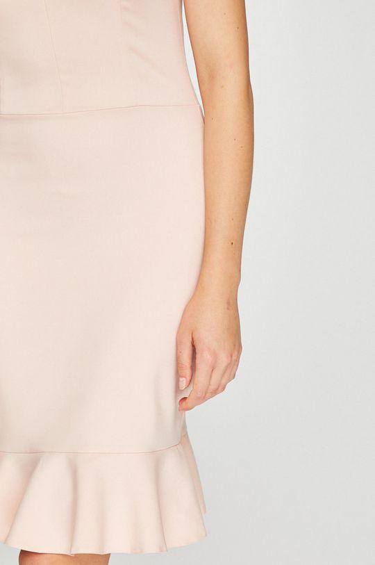 roz pastelat Answear - Rochie
