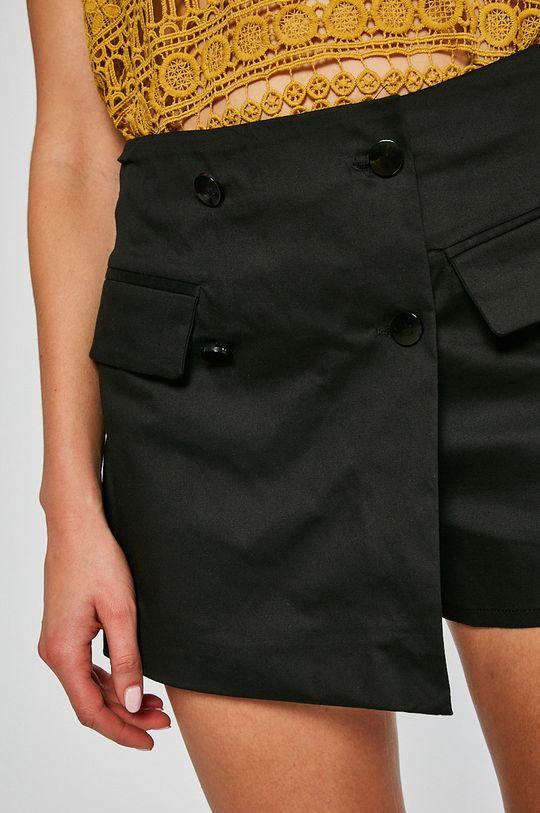 čierna Answear - Šortky Stripes Vibes