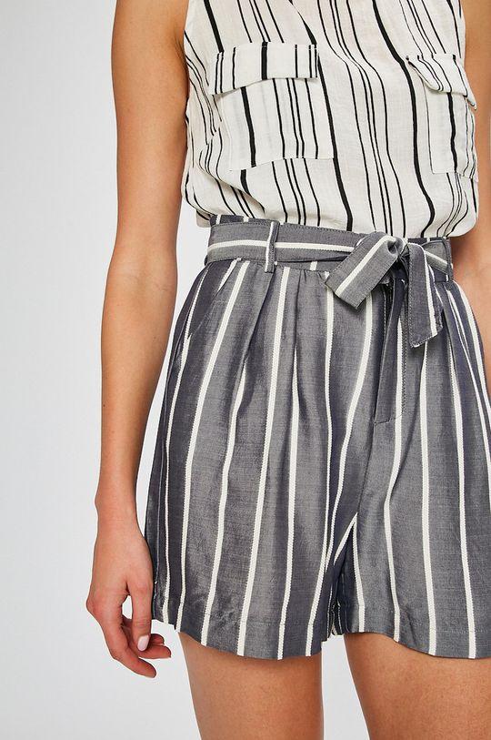 viacfarebná Answear - Šortky Stripes Vibes Dámsky