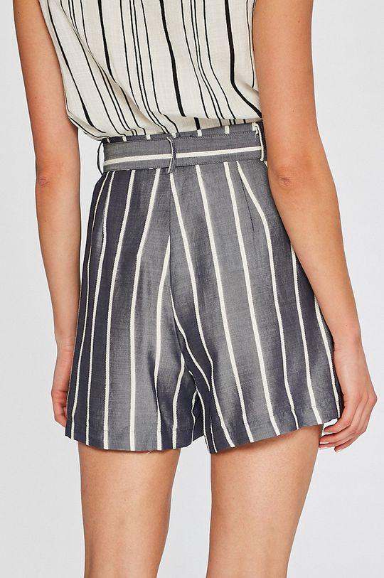 Answear - Šortky Stripes Vibes <p>50% Rayon, 50% Tencel</p>