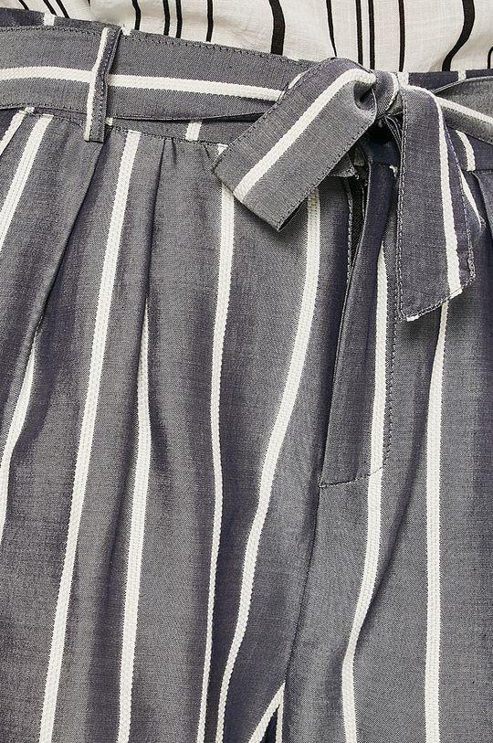 viacfarebná Answear - Šortky Stripes Vibes