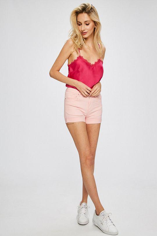 Answear - Šortky ružová