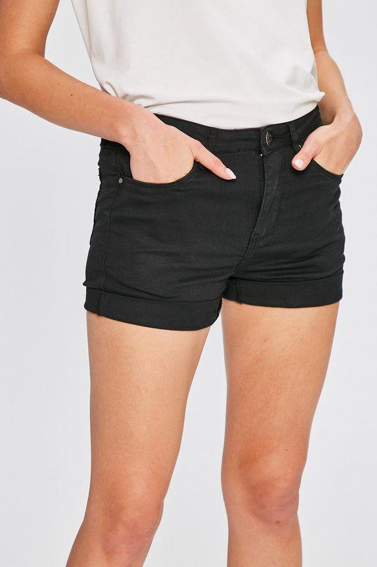 čierna Answear - Šortky