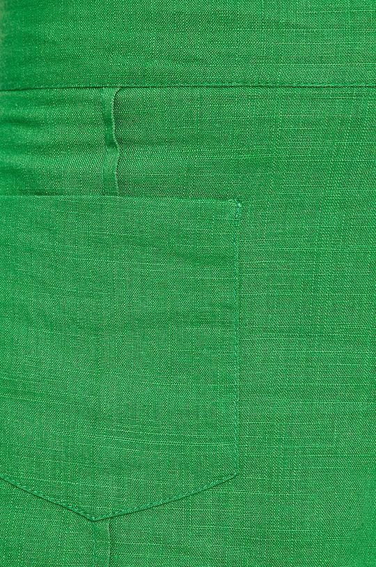 zielony Answear Lab - Szorty City Jungle