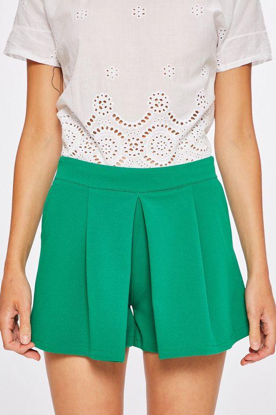 verde Answear - Pantaloni scurti De femei