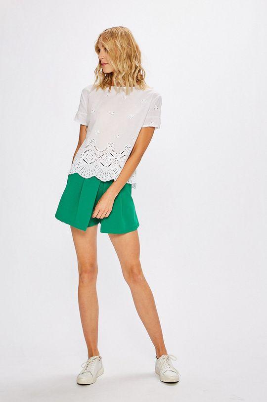 Answear - Pantaloni scurti verde