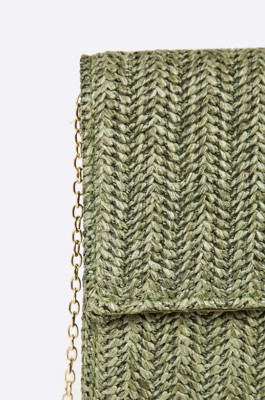 verde inchis Answear - Poseta
