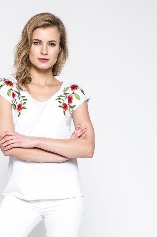 biela Answear - Top Dámsky