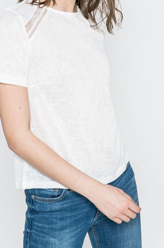 biały Answear Lab - Top Agnes