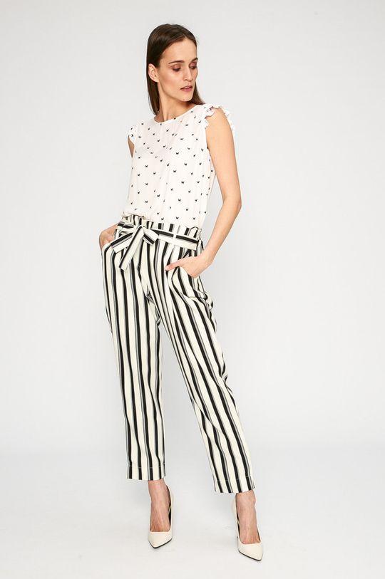 Answear - Top Stripes Vibes biela