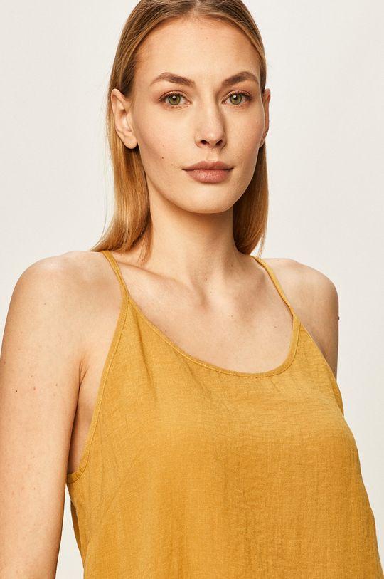 żółty Answear - Top