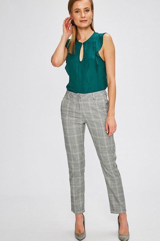 Answear - Top Stripes Vibes zelená