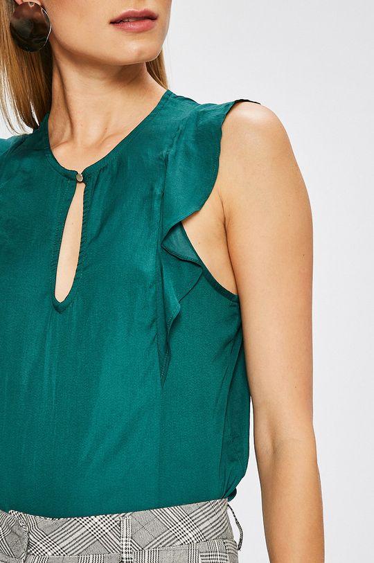 zelená Answear - Top Stripes Vibes
