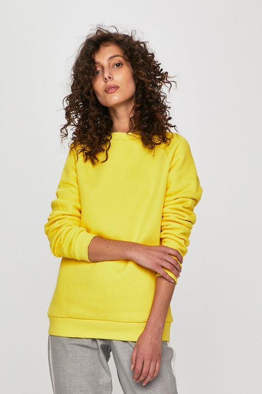 sárga Answear - Felső Great Escape Női