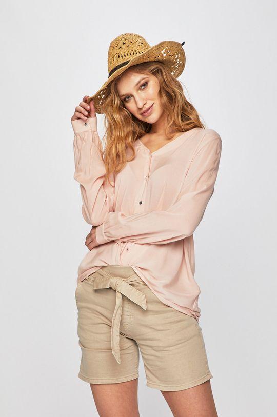 pasztell rózsaszín Answear - Ing Sweet&Salty Női