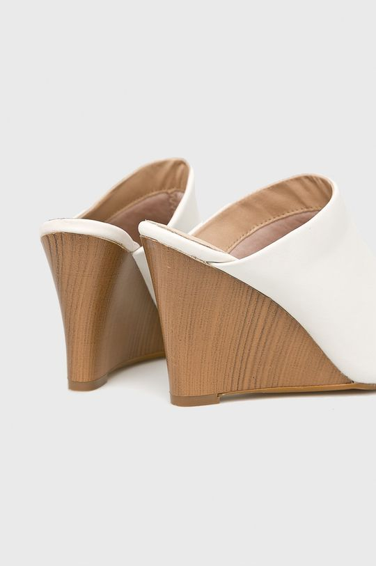 Answear - Papuci Gamba: Material sintetic Interiorul: Material textil, Piele naturala Talpa: Material sintetic