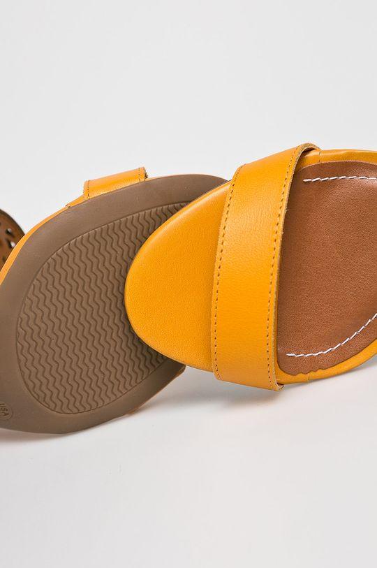 pomarańczowy Answear - Sandały