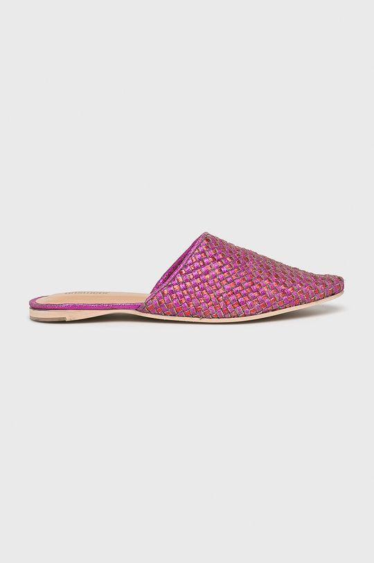 rózsaszín Answear - Papucs cipő 6887M. Női