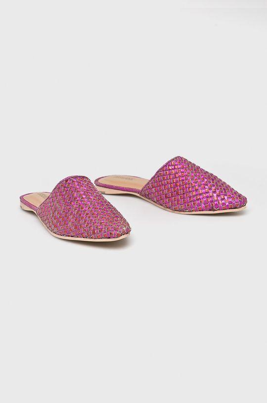 Answear - Papucs cipő 6887M. rózsaszín
