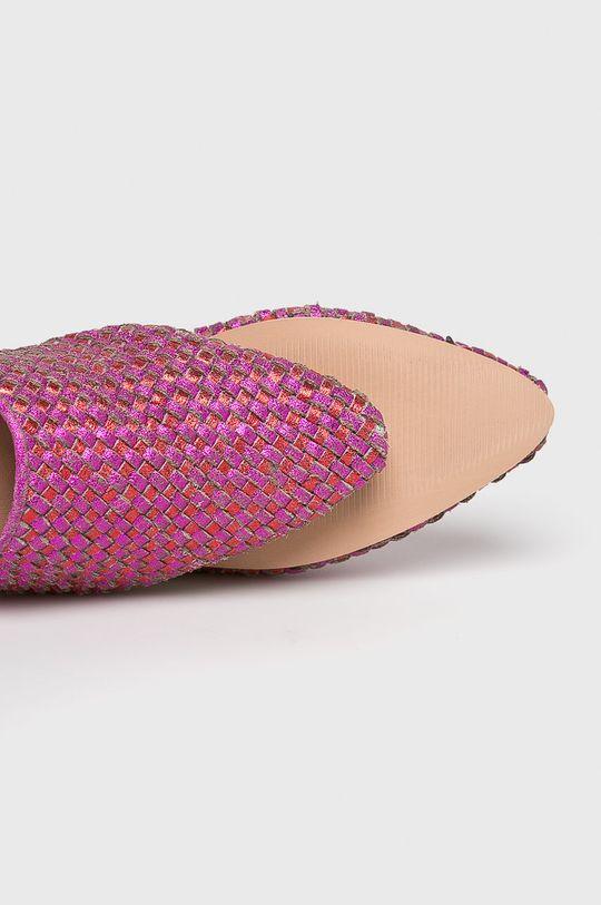 rózsaszín Answear - Papucs cipő 6887M.