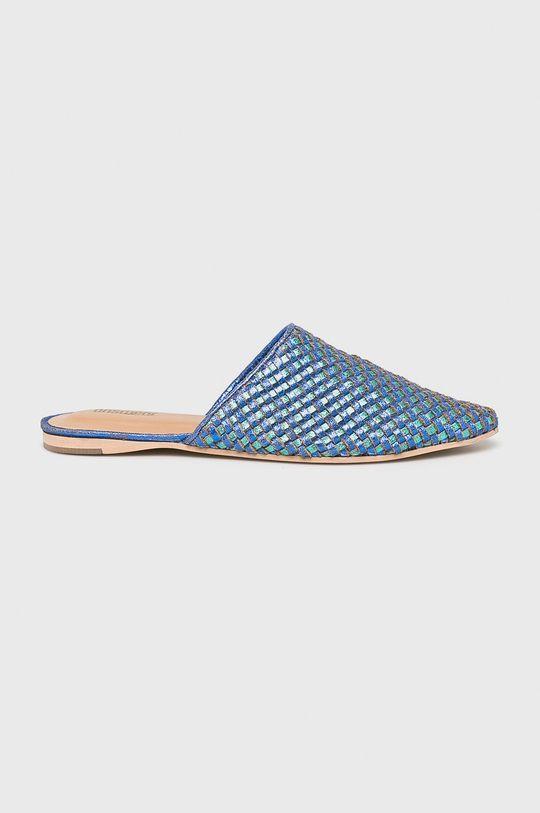 kék Answear - Papucs cipő 6887M. Női