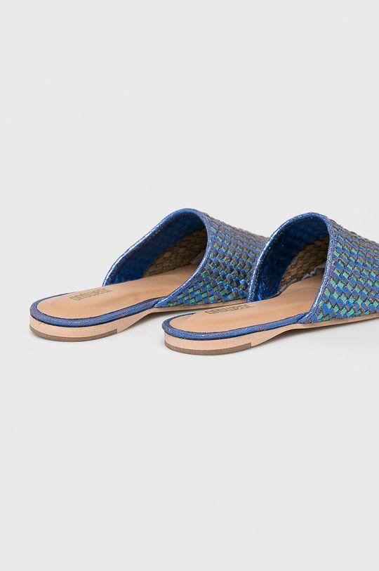 Answear - Papucs cipő 6887M.  Szár: természetes bőr Belseje: szintetikus anyag Talp: szintetikus anyag