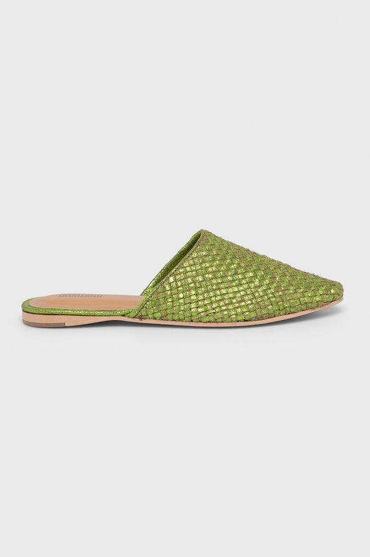 zöld Answear - Papucs cipő 6887M. Női