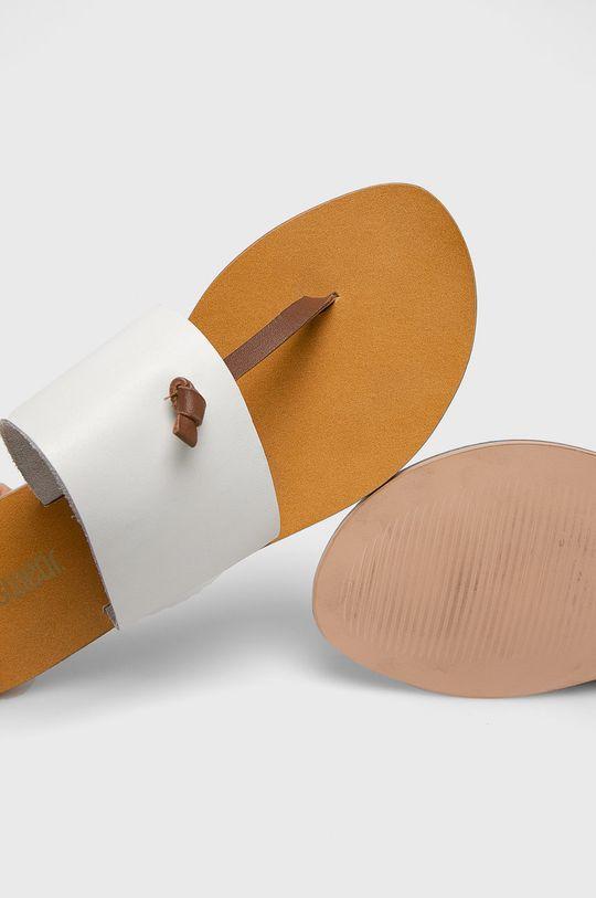 Answear - Papucs cipő 5121. fehér