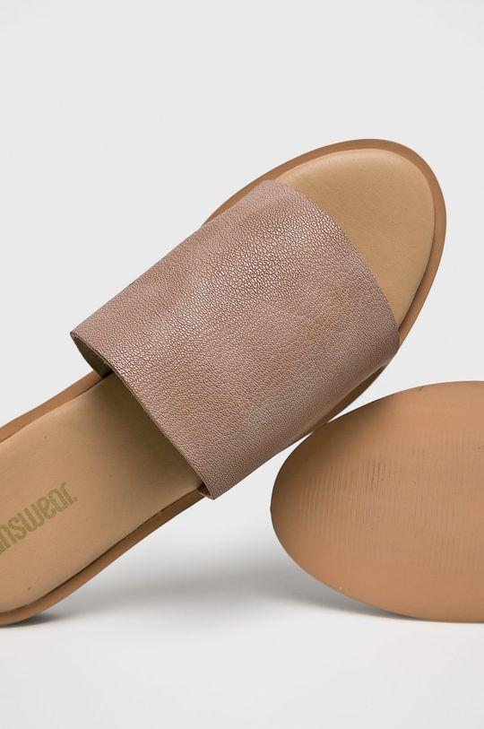 Answear - Papucs cipő 6673. bézs