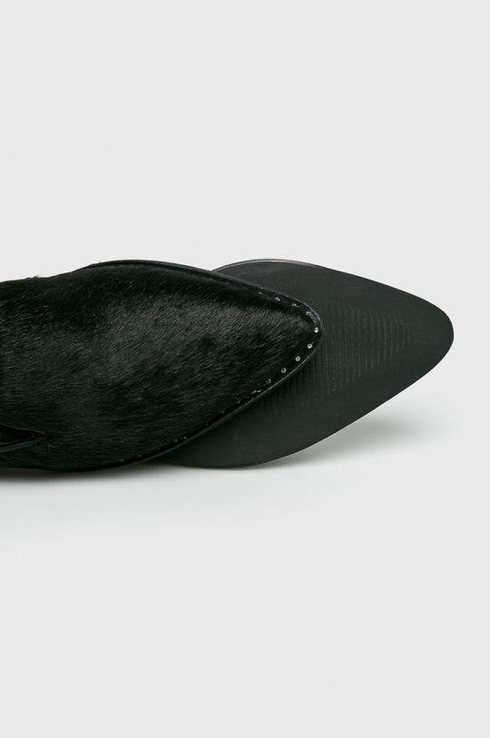 fekete Answear - Papucs cipő Intake 4