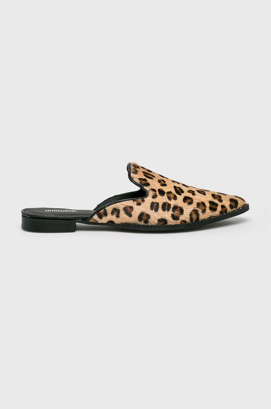 többszínű Answear - Papucs cipő Intake 4 Női