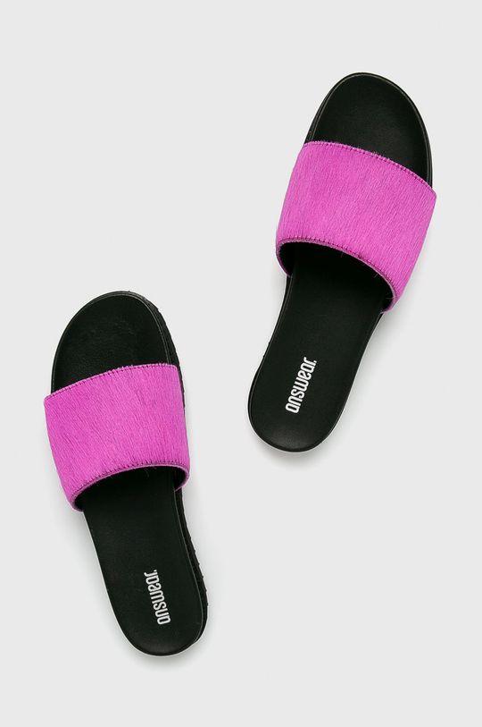 Answear - Papucs cipő 5603. rózsaszín