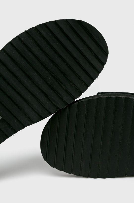 Answear - Papucs cipő 5603. fekete