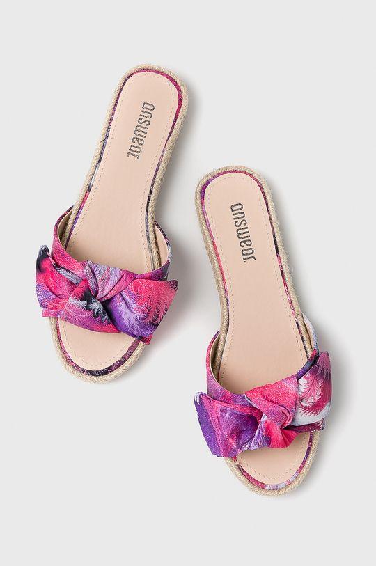 Answear - Papucs cipő ARK6156. lila